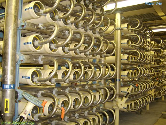 Commercial Reverse Osmosis Filtration